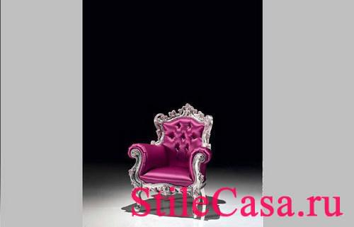 Кресло art 1758, фабрика Bakokko