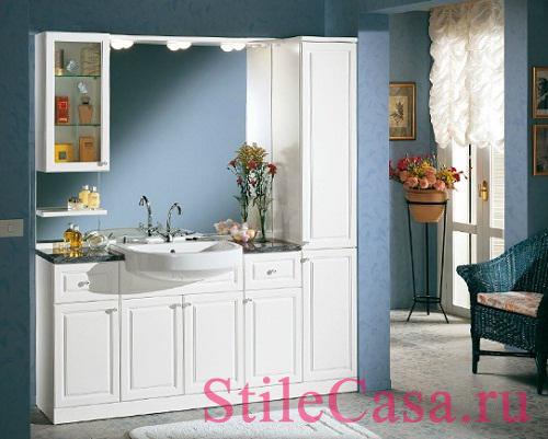 Мебель для ванной Palladio, фабрика Puntotre