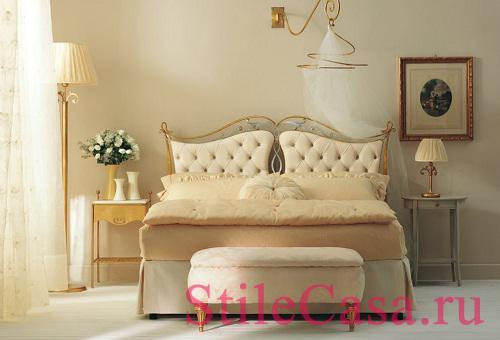 Кованая мебель Camelot, фабрика CorteZari