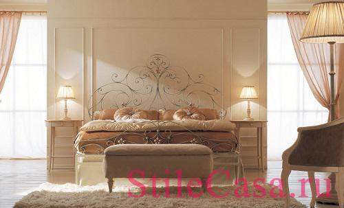 Кованая мебель Rialto, фабрика CorteZari