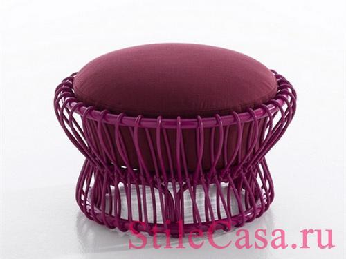 Плетеная мебель Taiko, фабрика Bonacina Vittorio