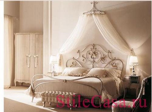 Кованая мебель Desires, фабрика Giusti Portos