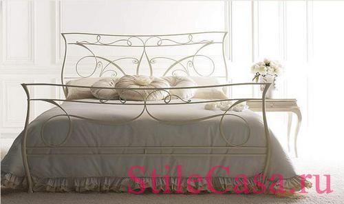 Кровать Eden, фабрика Giusti Portos