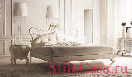 Кровать Estasis, фабрика Giusti Portos