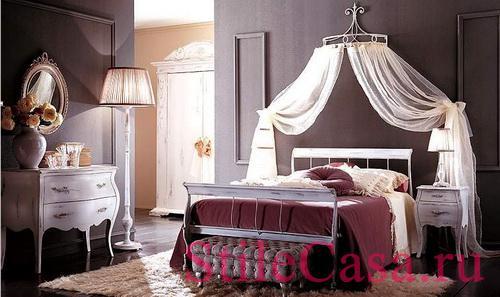 Кованая мебель Siche, фабрика Giusti Portos