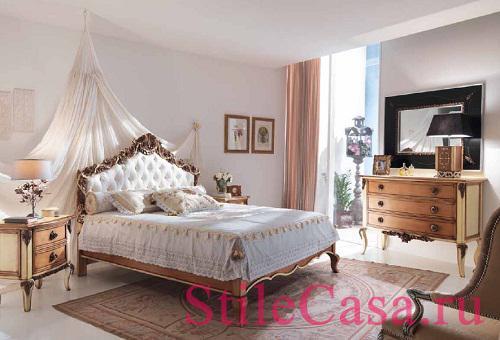 Кровать art.74500, фабрика Decora Italia