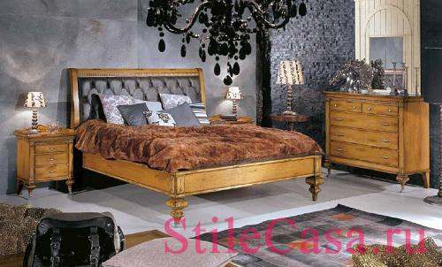 Кровать art.77001, фабрика Decora Italia