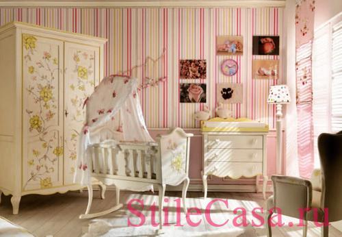 Мебель для детской Verdeacqua, фабрика Decora Italia