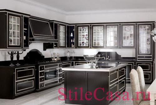 Кухня Luxury, фабрика GeD Arredamenti