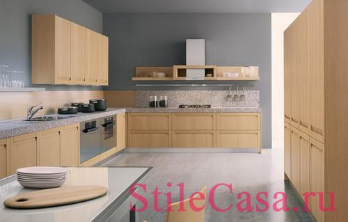 Кухня Treviso, фабрика GeD Arredamenti