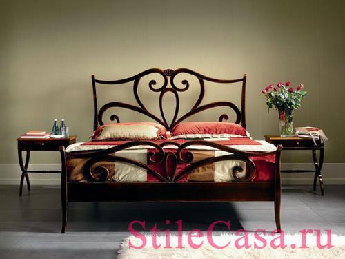 Кровать Sheraton L61, фабрика Pregno