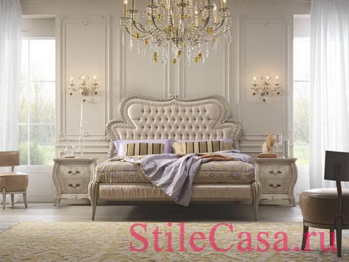 Кровать Bisanzio L88, фабрика Pregno