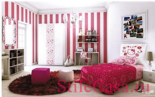 Мебель для детской Hello Kitty , фабрика Cia international