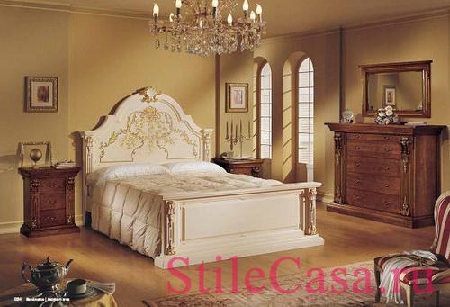 Кровать Art 361, фабрика Mirandola