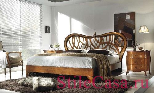 Кровать Art 60, фабрика BBelle