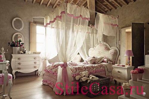 Мебель для детской Serena, фабрика Volpi