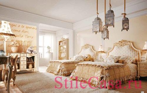 Мебель для детской Romeo, фабрика Volpi