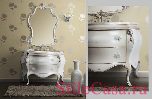 Мебель для ванной Carmen, фабрика Busatto Mobili