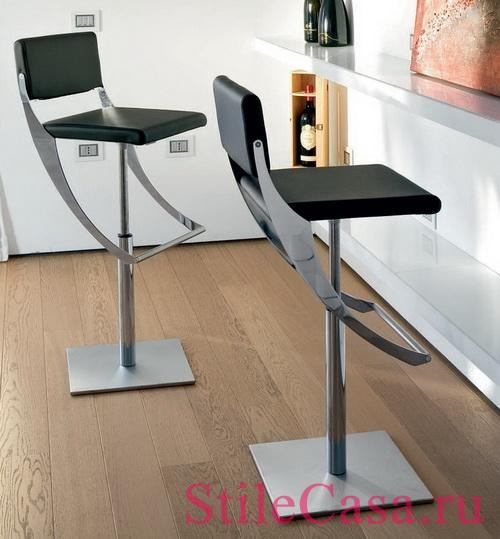 Барный стул Comodo, фабрика Unico Italia