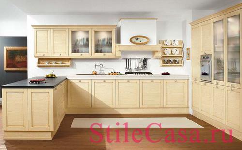 Кухня Сarmen , фабрика Arredo3