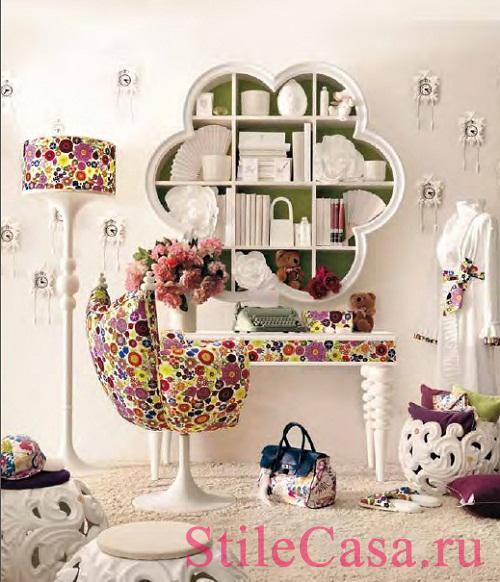 Мебель для детской Coco, фабрика Alta Moda