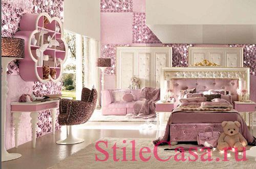 Мебель для детской Dolly, фабрика Alta Moda