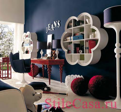 Мебель для детской Jonny, фабрика Alta Moda