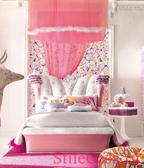 Мебель для детской Kitty, фабрика Alta Moda