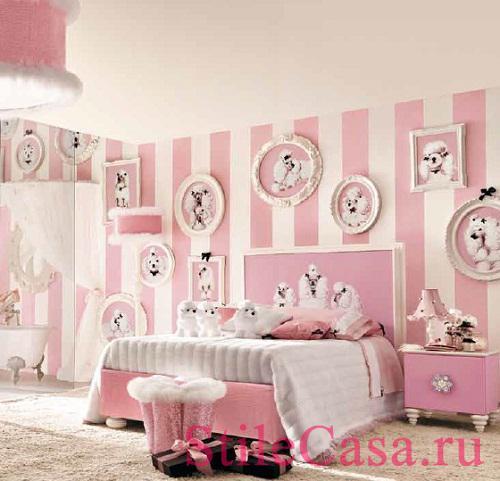 Мебель для детской Lolita, фабрика Alta Moda