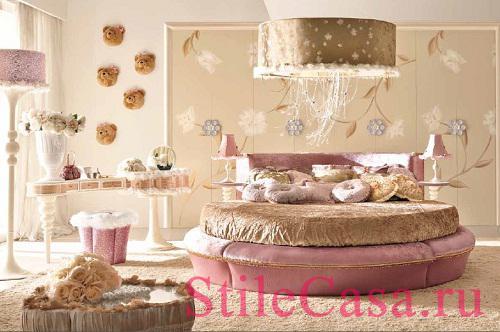 Мебель для детской Lovely, фабрика Alta Moda