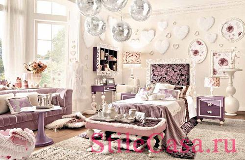 Мебель для детской Mimi, фабрика Alta Moda