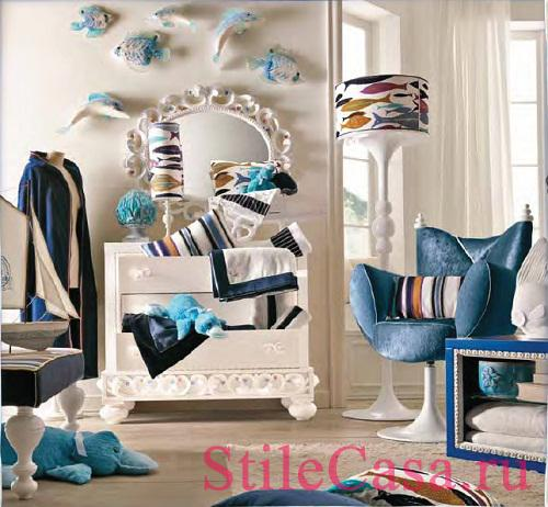 Мебель для детской Moby, фабрика Alta Moda