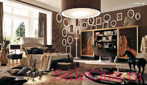 Мебель для детской Spirit, фабрика Alta Moda