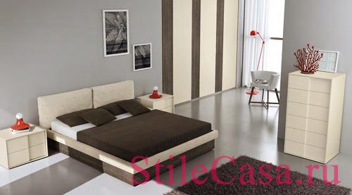 Кровать Dual, фабрика Mercantini Mobili
