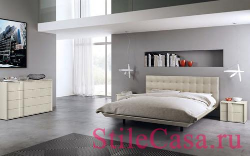 Кровать Web, фабрика Mercantini Mobili