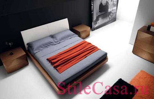 Кровать Sirio , фабрика Mercantini Mobili