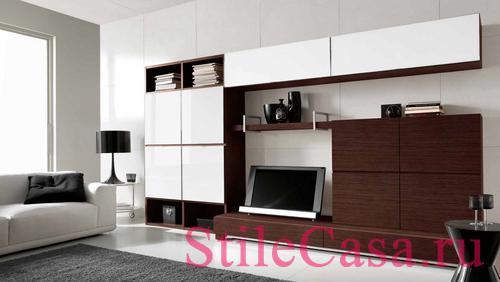 Гостиная Nestos S35, фабрика Mercantini Mobili