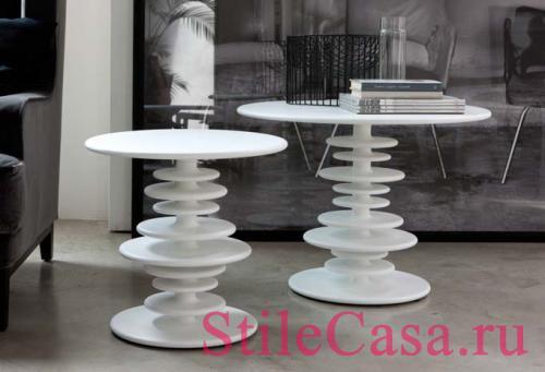 Журнальный столик Fluid, фабрика Porada