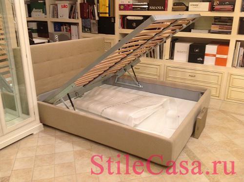 Кровать кровать Street basso, фабрика Valmori