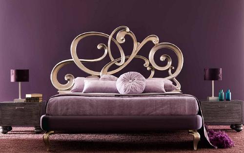 Кровать Viola, фабрика CorteZari