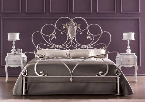 Кованая мебель Tiffany, фабрика CorteZari