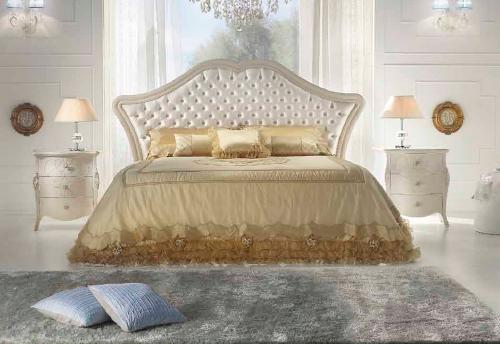 Кровать Diva art 241/DEC, фабрика BBelle