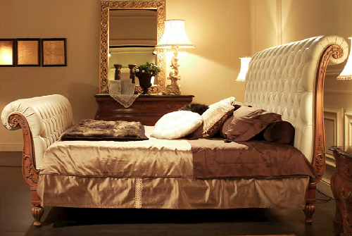 Кровать RALPH, фабрика Giorgio Piotto