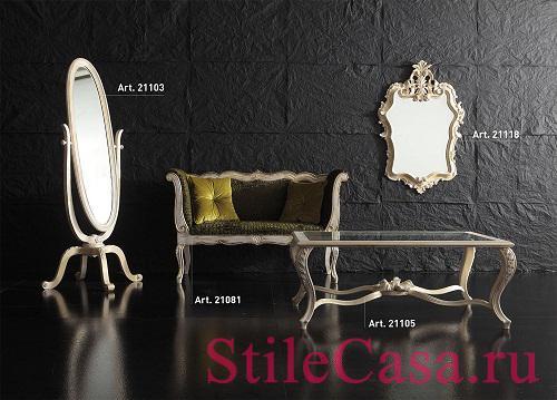 Зеркало Art.21103, фабрика Spini Interni