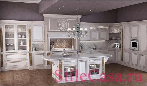 Кухня Vittoria, фабрика Gnoato Fratelli