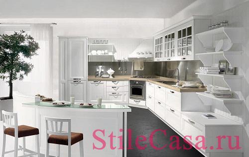 Кухня Beverly, фабрика Stosa Cucine