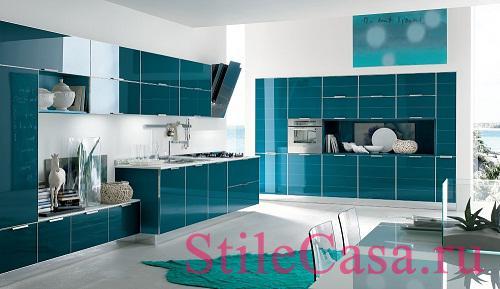 Кухня Brillant, фабрика Stosa Cucine