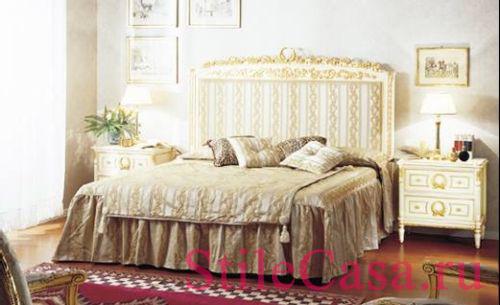 Кровать Borodin, фабрика Angelo Cappellini