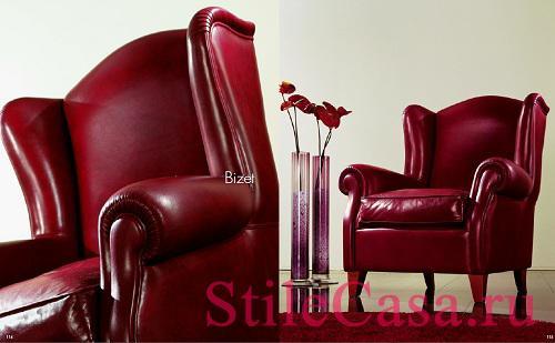 Кресло Bizet, фабрика Pigoli Salotti