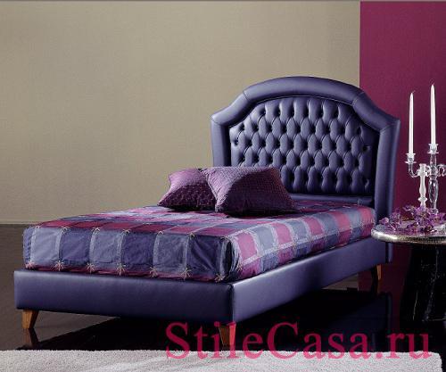 Кровать Perla, фабрика Pigoli Salotti